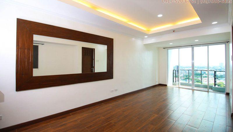 Rent 2 bedroom with parking condominium in Greenhills Metro Manila
