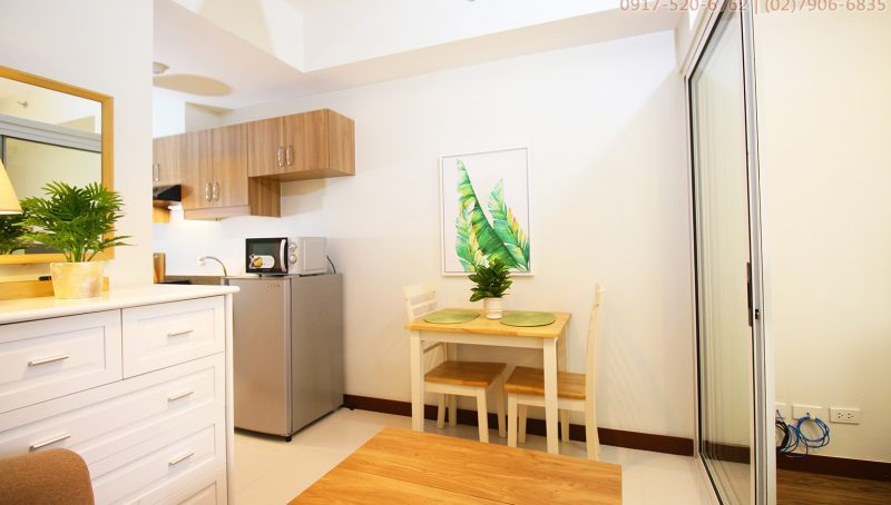 Rent fully furnished 1 bedroom Brio condominium