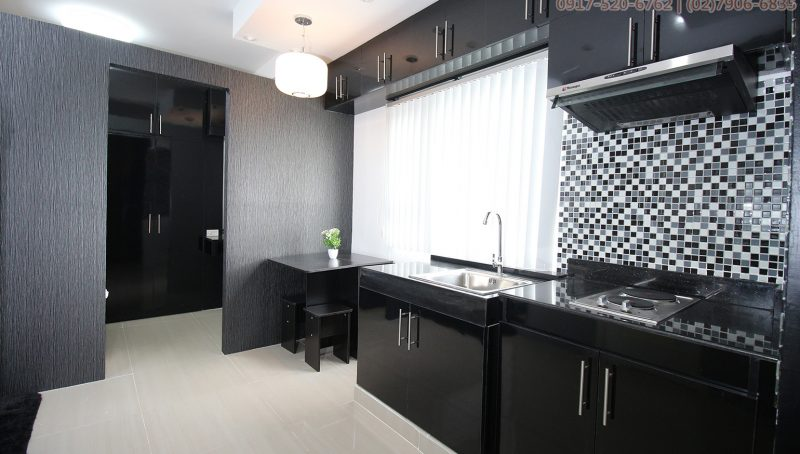 Rent studio with parking in Pearl Place Pasig Ortigas
