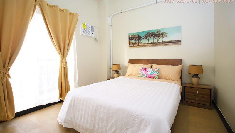 Rent 2 bedroom with parking penthouse condominium Sheridan Mandaluyong