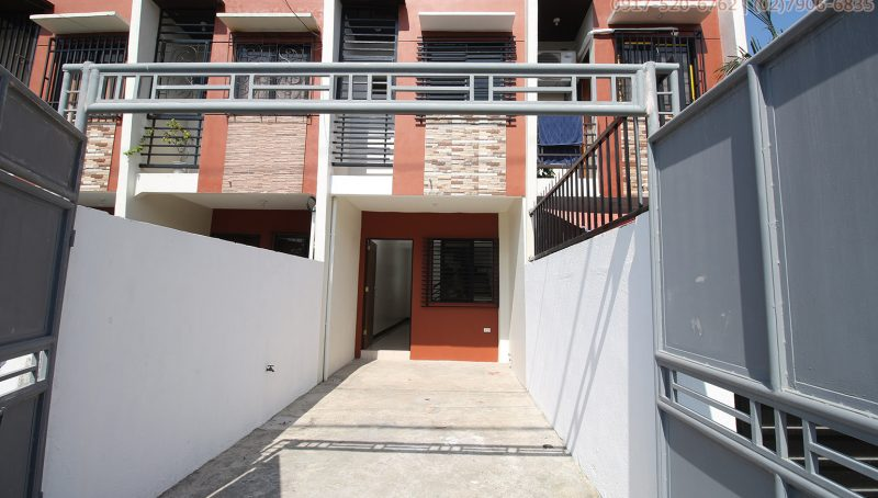 3 bedroom 2 bathroom townhouse for rent North Fairview Quezon City