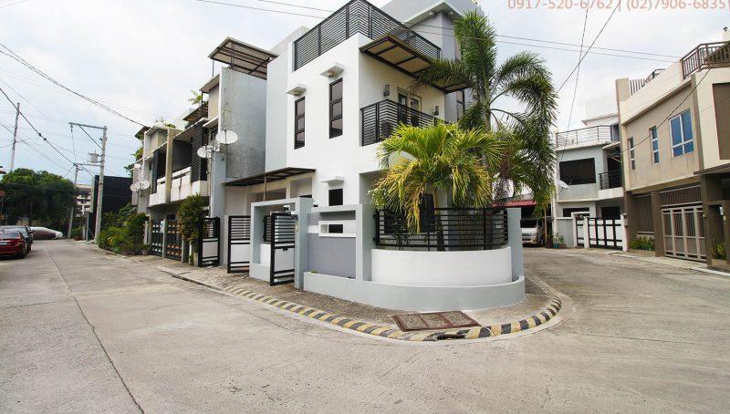 Rent 3 bedroom 3 TB 1 car garage townhouse Tandang Sora Quezon City