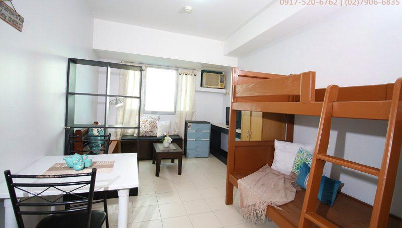 Rent studio condo in Grand Towers Malate Manila near DLSU